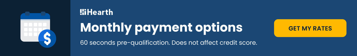 hearth financing 700x110style=